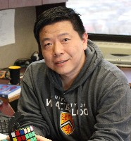 Photo of Ning Jiang